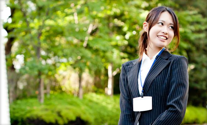 ブラック企業就職のススメ 女性写真イメージ02