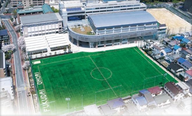 福岡大濠中学 学校イメージ