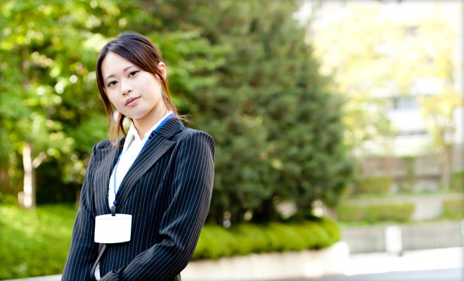 ブラック企業就職のススメ 女性写真イメージ04